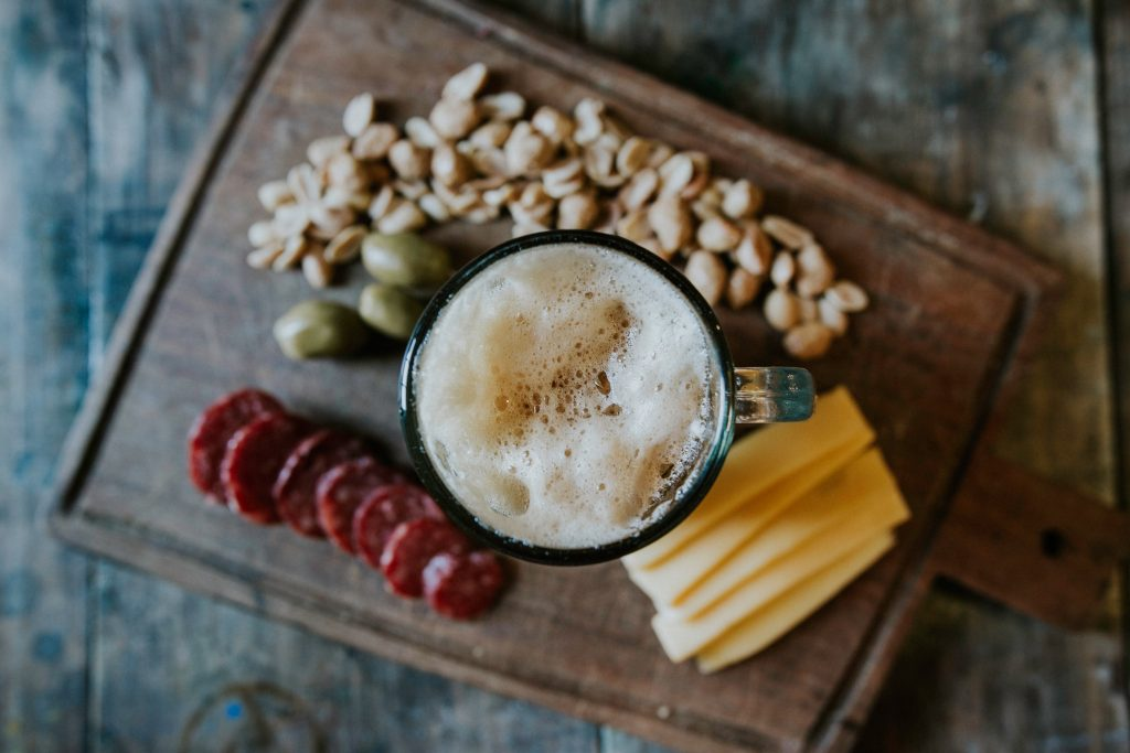 Beer And Nuts Dangerous Food Combinations To Avoid For Your Health