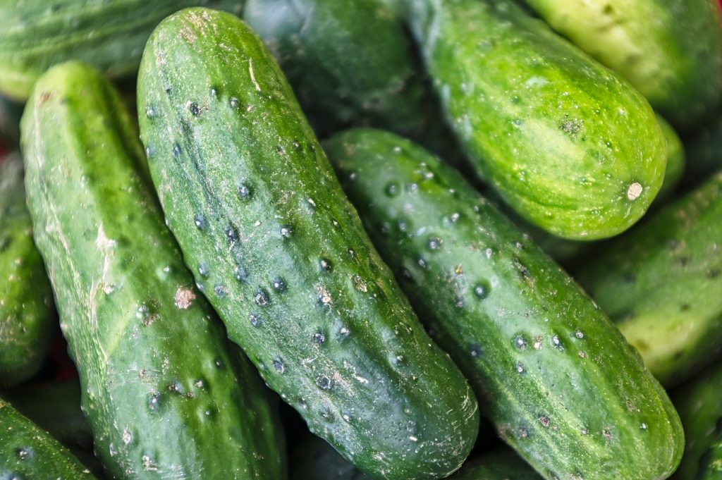 10 Amazing vegetables for hair growth Cucumber
