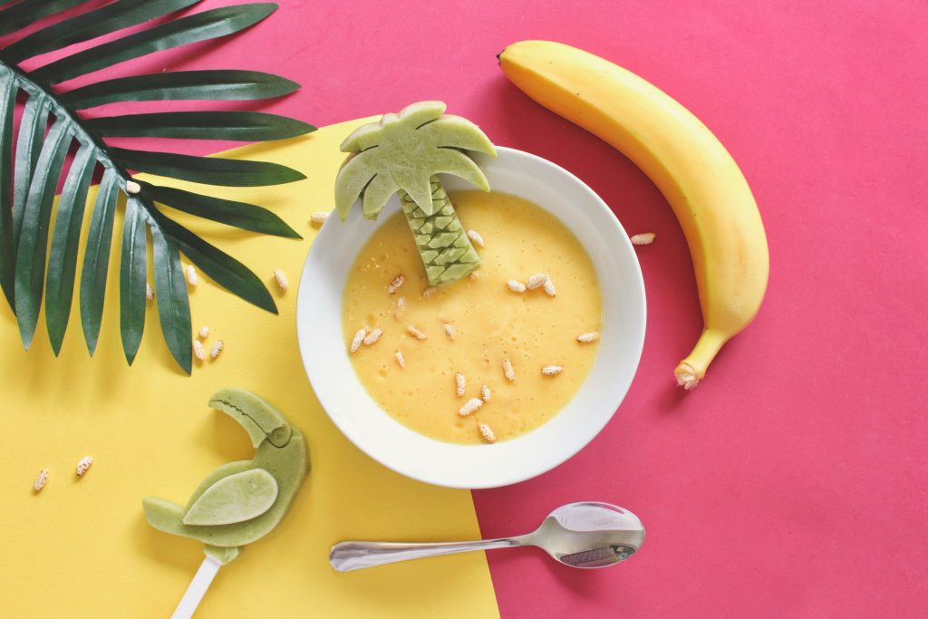 what happens to your body when you eat bananas every day