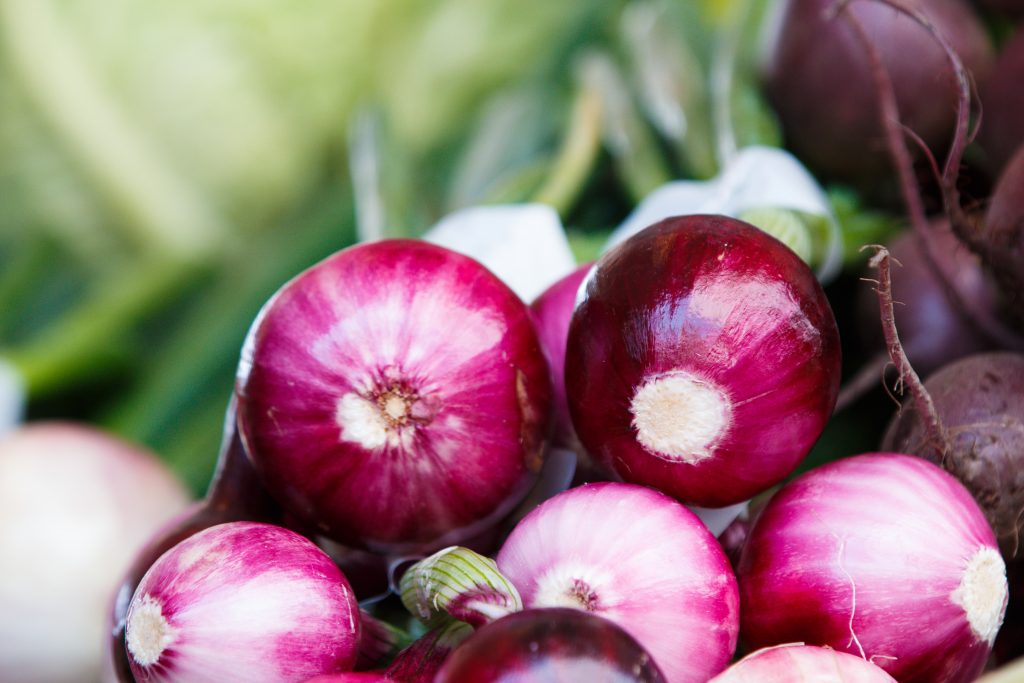 10 Amazing vegetables for hair growth Onions