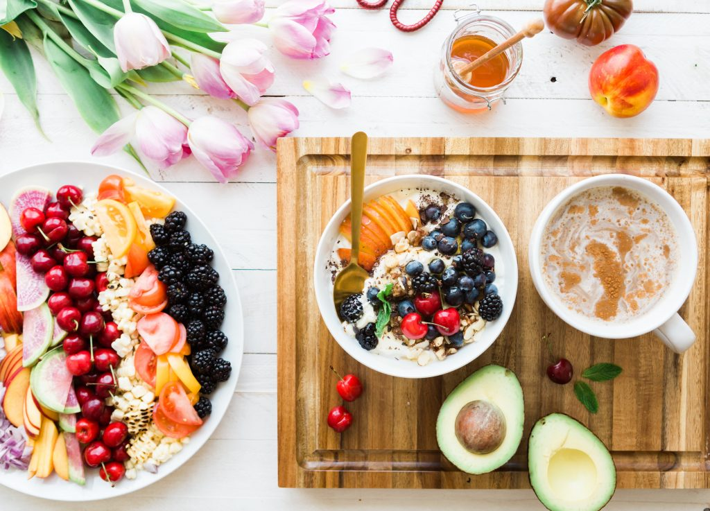 things you should do every day EAT A HEALTHY MEAL