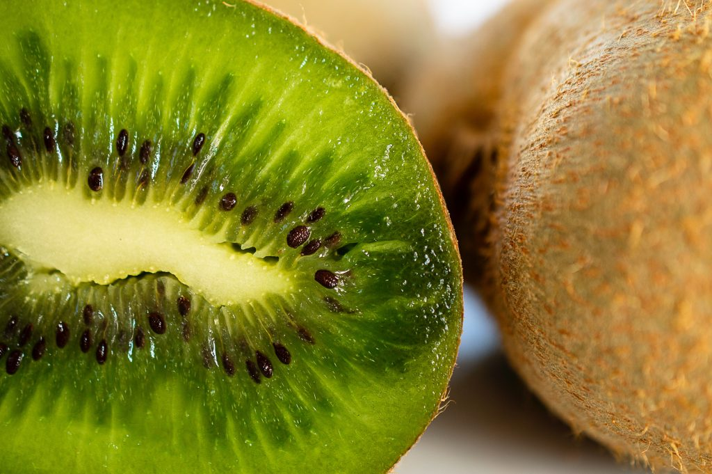 eating kiwi every day