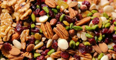 EAT TOO MANY NUTS AND SEEDS EVERY DAY