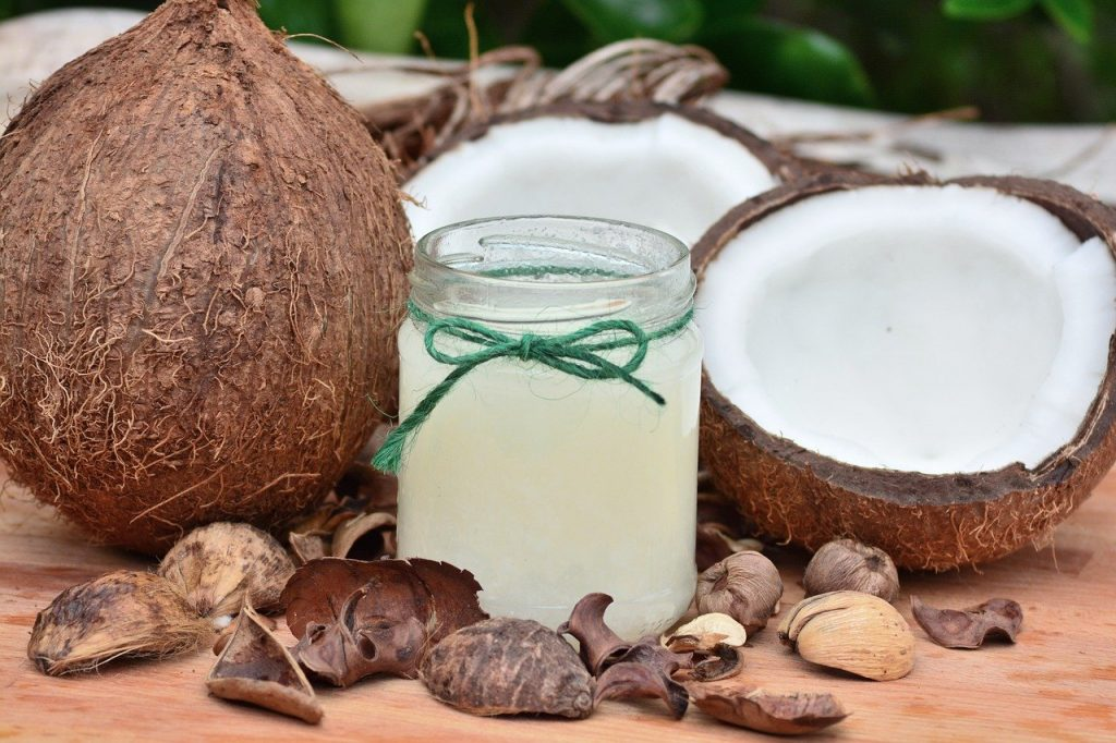 Eat Coconut Oil Everyday