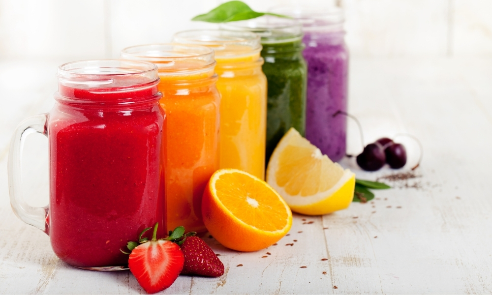 Fruit juices Worst Foods To Avoid For Arthritis